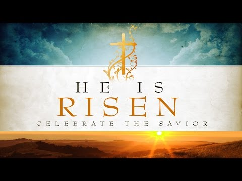 He is Risen Easter sermon